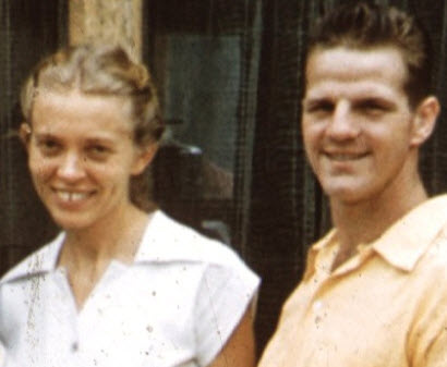 Elisabeth and Jim Elliot