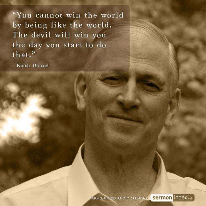 Keith Daniel (courtesy of sermonindex.net)